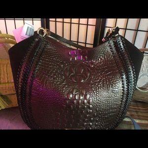 Brahmin luxurious handbag ; Creme de la Creme NWOT